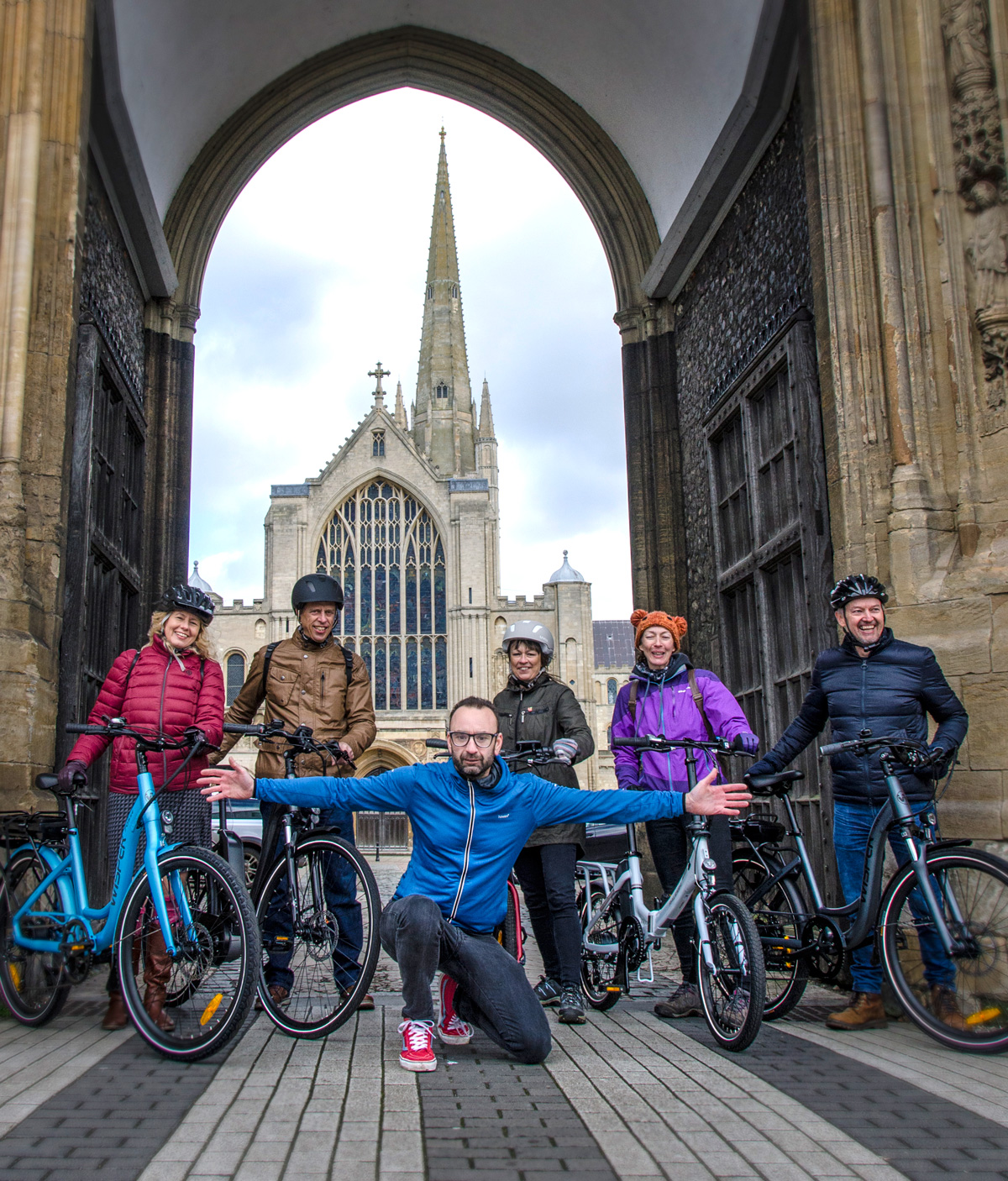 Electric Bikes Norwich