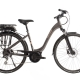 Raleigh electric bike Norwich city grey
